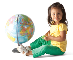 ymca-preschool-girl-with-globe
